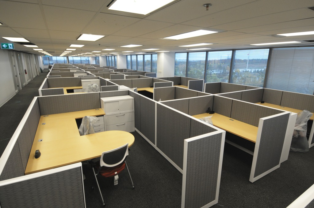 Sfi Group Limited Office Installation Lexmark Canada